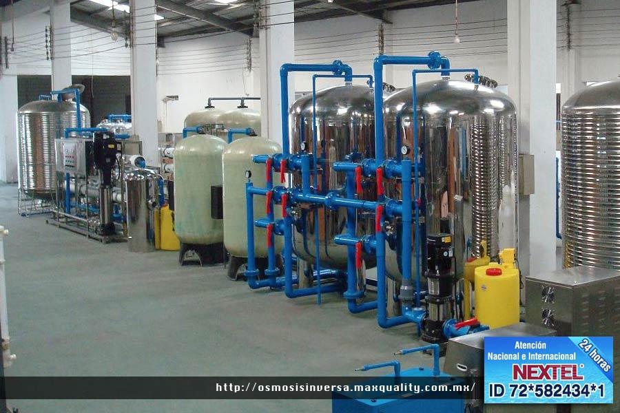 Osmosis inversa purificadoras de agua - Agua de osmosis ...